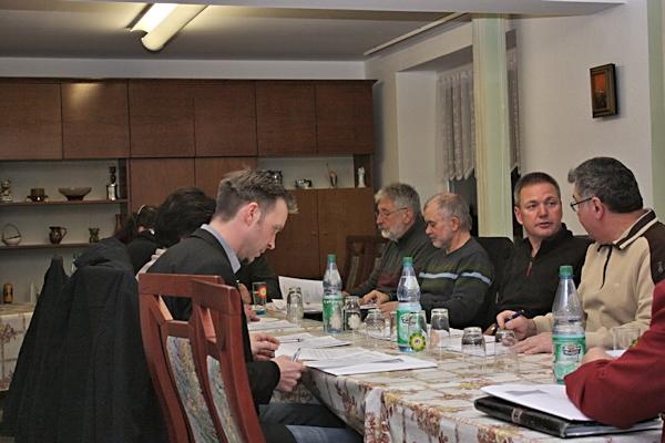 Gemeinderatssitzung im Seniorentreff