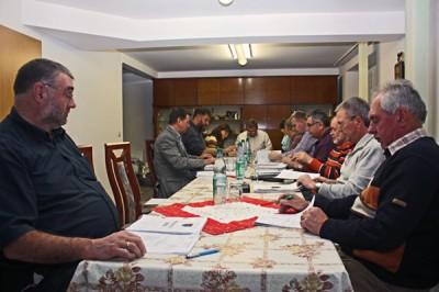Sitzung des Gemeinderates