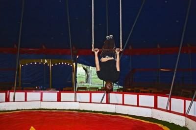 Zirkusprojekt mit dem Projekt-Circus