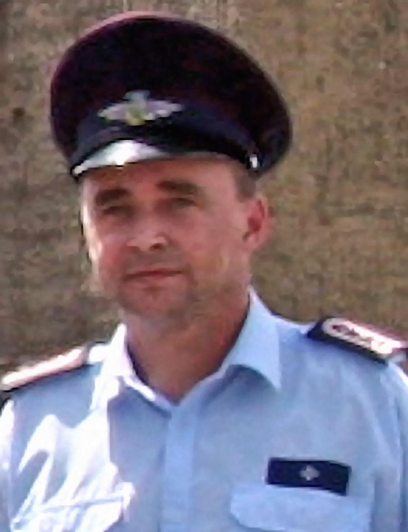 Wehrleiter Hartmut Gnauck