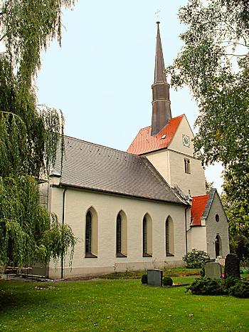 St. Martinskirche Großsteinberg