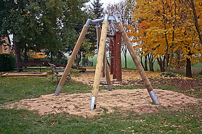 Spielplatz in der Feldstraße