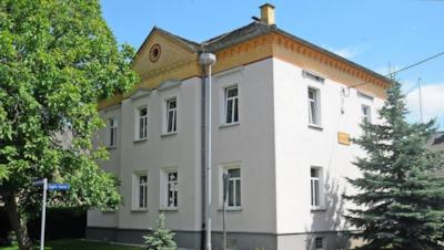 Das Parthensteiner Rathaus. Das Erdgeschoss soll vermietet werden. Eine Unterbringung von Asylbewerbern ist nicht mehr im Gespräch.Foto: Archiv